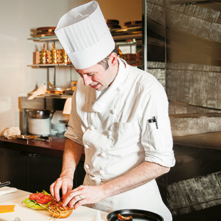 Chef Tim Larimer