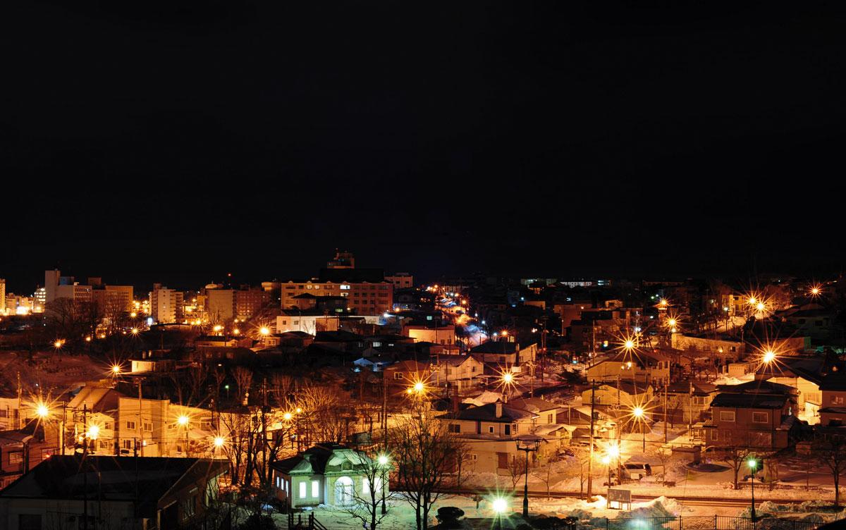 Lights of Kushiro
