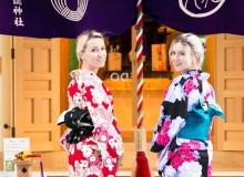 Nihonbashi Kimono Experience