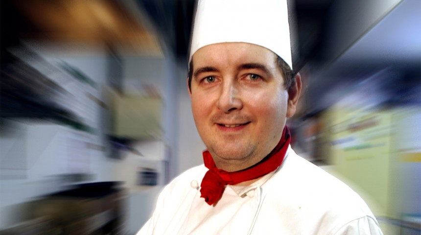Chef Andy Warden