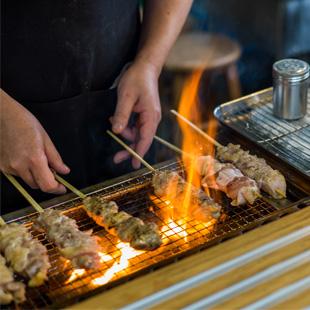 Yakitori (photo by GunnerL / shutterstock.com)
