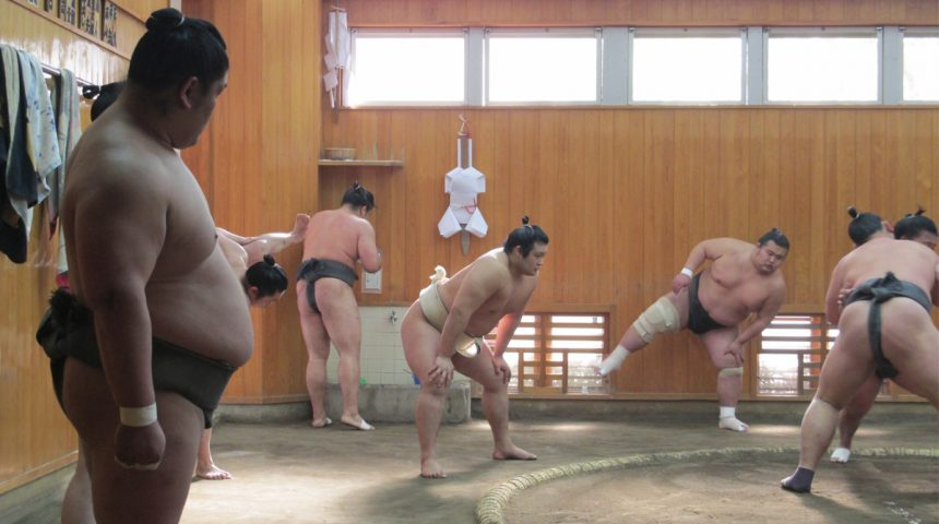 The Boys of Sumo