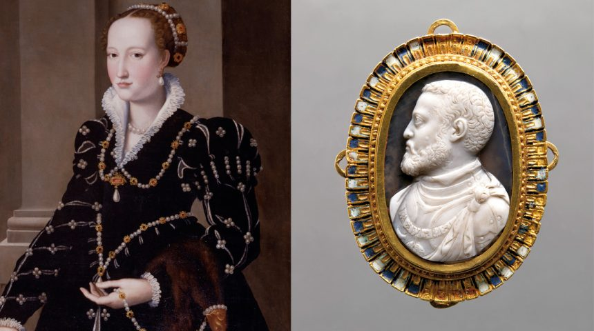 Gems and Jewellery of The Medici