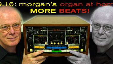 Morgan Fisher presents Morgan's Organ at Morgan's Salon