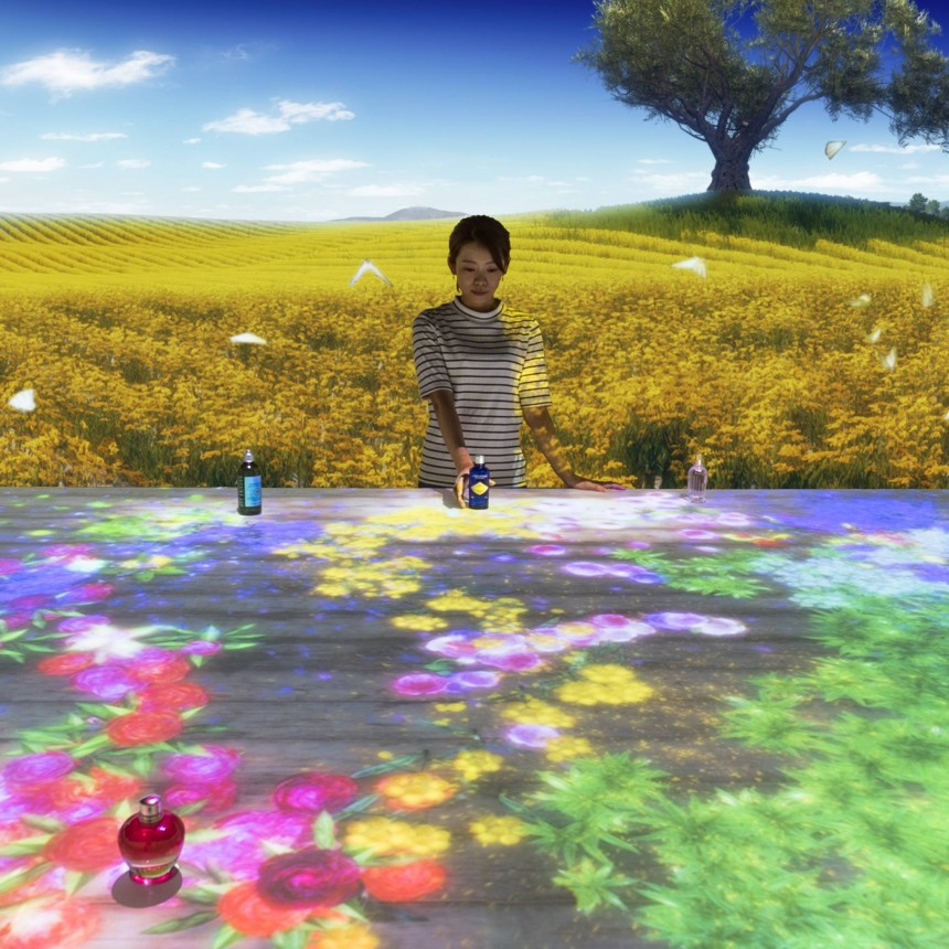 Digital Provence Theater by teamLab_02