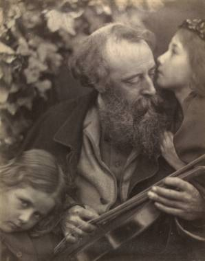 Whisperer of the Muses 1865 Julia Margaret Cameron