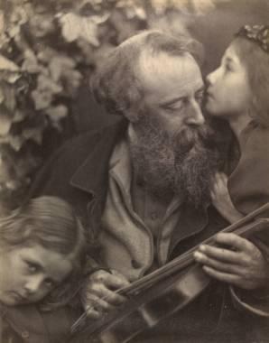 Whisperer of the Muses 1865 Julia Margaret Cameron