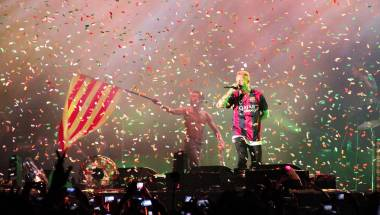 Macklemore & Ryan Lewis Japan Tour 2016