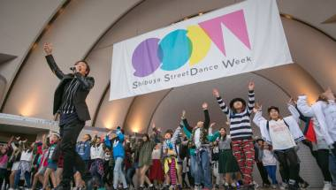 Shibuya Street Dance Week