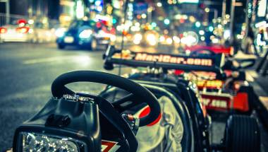 Go-karting Tokyo, Letsa Go!