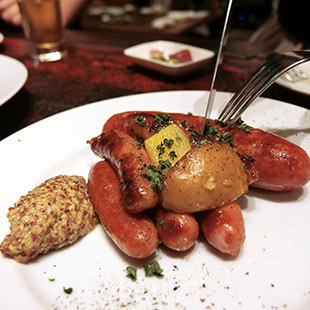 sausages-