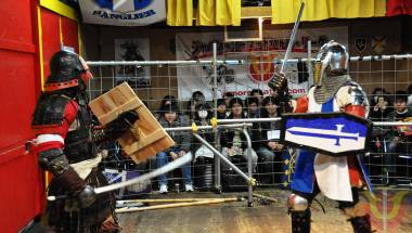STEEL! Heroes Elimination Matches