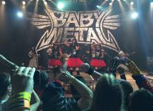 Japanese Metal Heavy Music Bands Babymetal