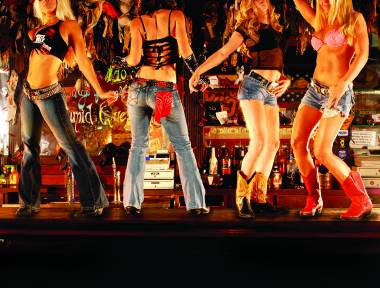 Coyote ugly Tokyo