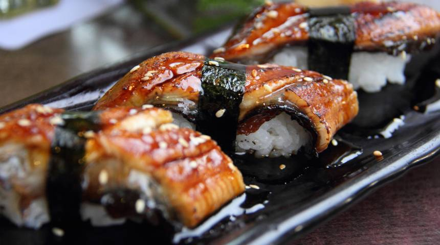Food Fantasies: Japanese Aphrodisiacs