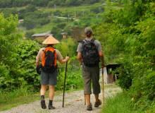 Kumano-Kodo-walkers