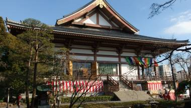 Nishiarai Daishi Temple End of Year Festival