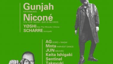 Gunjah & Niconé ft. Into The Woods