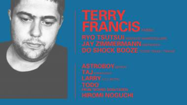 Terry Francis – presented by Libre × Deep & Tech