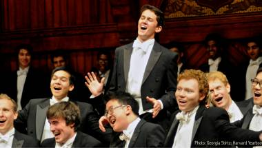 Harvard Glee Club (Sponsored)
