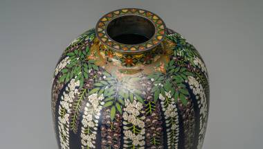 Namikawa Yasuyuki and Japanese Cloisonné (Sponsored)