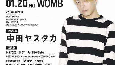 Yasutaka Nakata's FLASH!!! Party