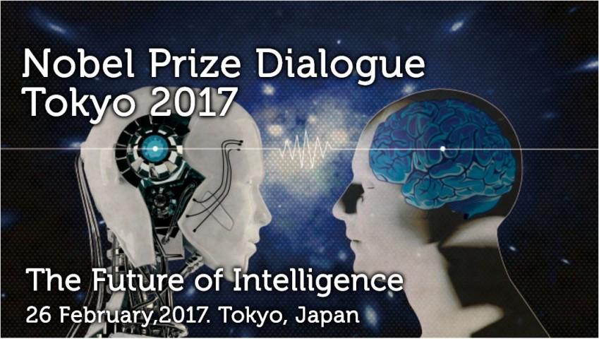 Nobel Prize Dialogue Tokyo 2017 Logo