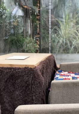 Yoyogi Curry, Yoyogi Village, Tokyo - Kotatsu Dining (3) - Review by Mandy Lynn
