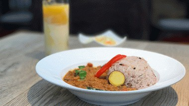 Warm Up to Curry (and Kotatsu)