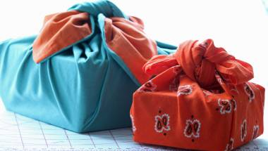 Wrapper's Delight: The Lunchbox Fashions of Furoshiki