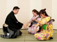 GEIDANKYO, Kabuki Music