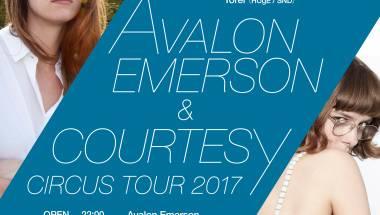 AVALON EMERSON & COURTESY JAPAN TOUR 2017 TOKYO