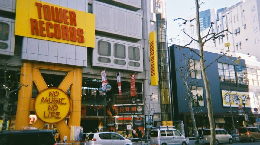 Why CDs are still big in Japan