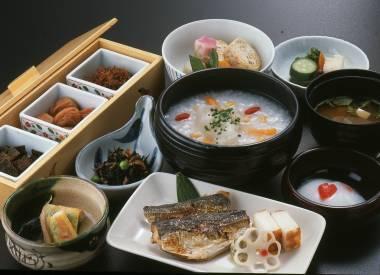 Hotel Okura_Breakfast