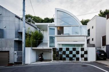 © 坂茂/羽根木公園の家―景色の道/2011年 撮影:ジェレミ・ステラ