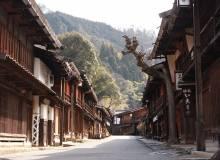 Tsumago juku