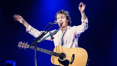 Paul McCartney in Tokyo