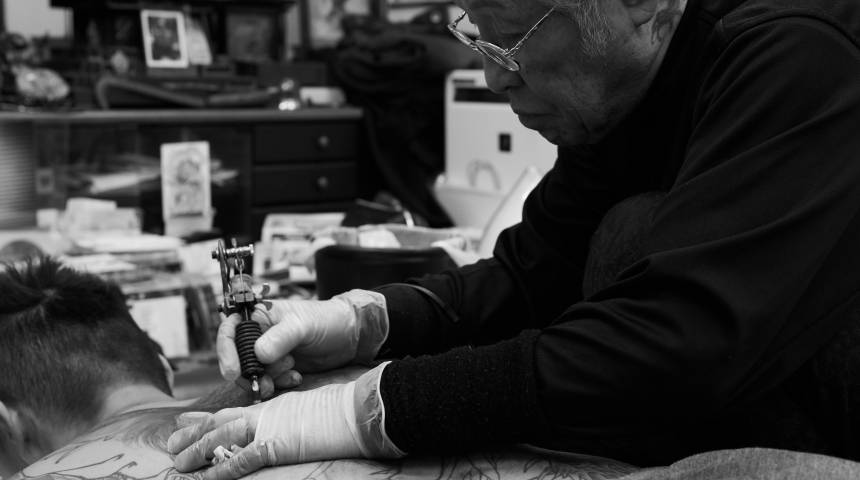 The Tattoo Craftsman