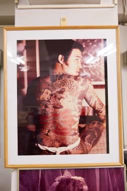 Irezumi tattoo traditional Japanese tattoo artist yakuza hiroshi horoyoshi III
