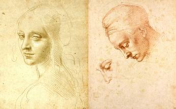Leonoardo Da Vinci and Michelangelo
