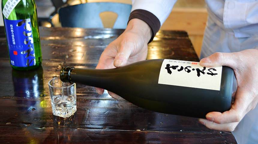Savoring Taste in Fine Japanese Sake