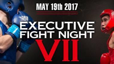 "EXECUTIVE FIGHT NIGHT VII – ""LUCKY 7"""