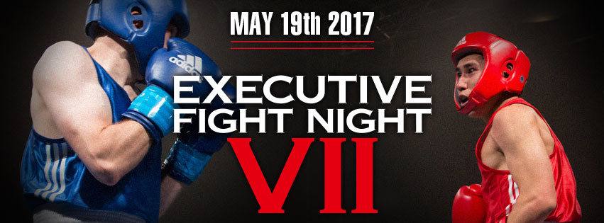 "EXECUTIVE FIGHT NIGHT VII – ""LUCKY 7"""