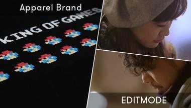 toco toco: EDITMODE, Apparel Brand
