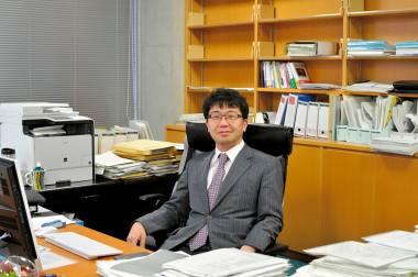 Atsushi Sunami. Photo by Metropolis.
