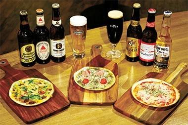 300bar pizza beer tokyo