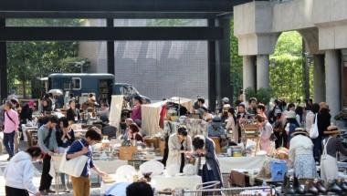 Akasaka Antiques Market