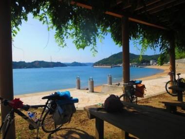 The coast of Shikoku