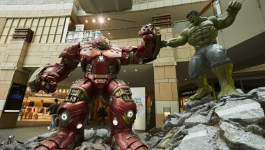 MARVEL Age of Heroes Exhibition