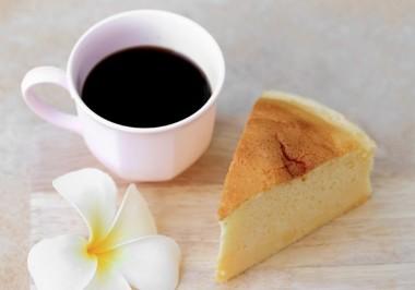 "Japanese ""souffle"" cheesecake"